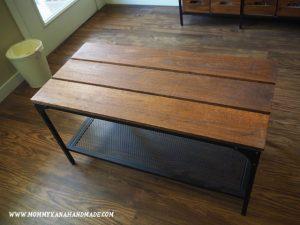 オリジナル家具を簡単に作る。