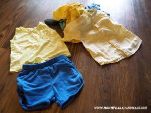 思い出の子供服をずっと使える物へアップサイクル。