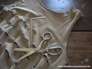 裁縫なし!材料費なし!簡単に出来るエコバッグ