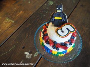 息子の誕生日パーティーも手作りにこだわる。