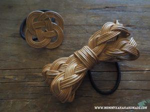 小物なら初心者でも簡単♪手軽なラタン編み